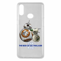 Чехол для Samsung A10s Droids BB 8 and  D O  star wars the rise of skywalker