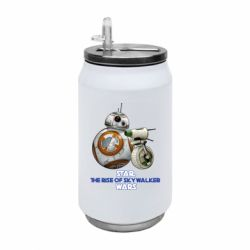 Термобанка 350ml Droids BB 8 and  D O  star wars the rise of skywalker