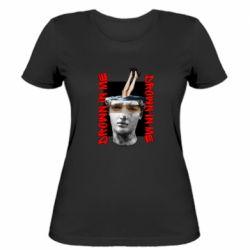 Жіноча футболка Drown in me