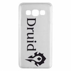 Чехол для Samsung A3 2015 Druid Orc