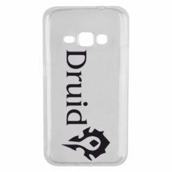 Чехол для Samsung J1 2016 Druid Orc