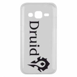 Чехол для Samsung J2 2015 Druid Orc