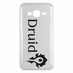 Чехол для Samsung J3 2016 Druid Orc