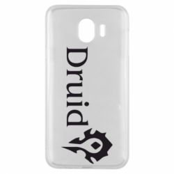 Чехол для Samsung J4 Druid Orc