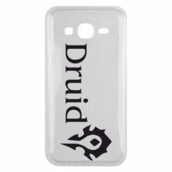 Чехол для Samsung J5 2015 Druid Orc