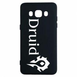 Чехол для Samsung J5 2016 Druid Orc