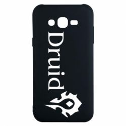 Чехол для Samsung J7 2015 Druid Orc