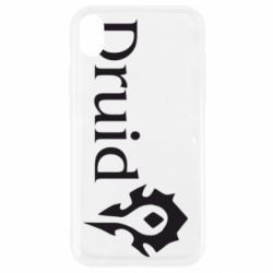 Чохол для iPhone XR Druid Orc