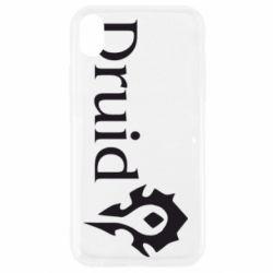 Чехол для iPhone XR Druid Orc