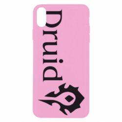 Чехол для iPhone Xs Max Druid Orc
