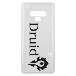 Чехол для Samsung Note 9 Druid Orc