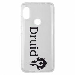 Чохол для Xiaomi Redmi Note Pro 6 Druid Orc