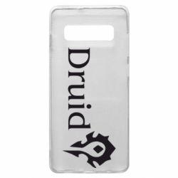Чехол для Samsung S10+ Druid Orc