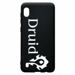 Чехол для Samsung A10 Druid Orc