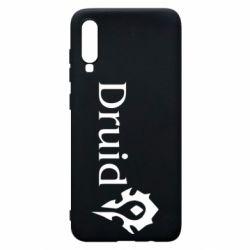 Чехол для Samsung A70 Druid Orc