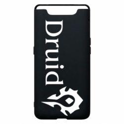 Чехол для Samsung A80 Druid Orc