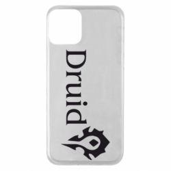 Чехол для iPhone 11 Druid Orc