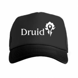 Кепка-тракер Druid Orc