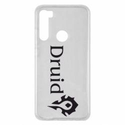Чохол для Xiaomi Redmi Note 8 Druid Orc