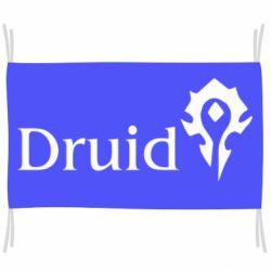 Флаг Druid Orc