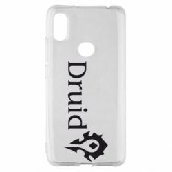 Чохол для Xiaomi Redmi S2 Druid Orc