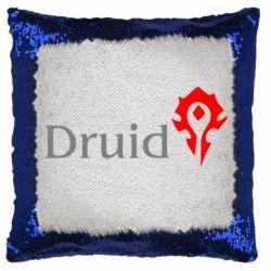 Подушка-хамелеон Druid Orc
