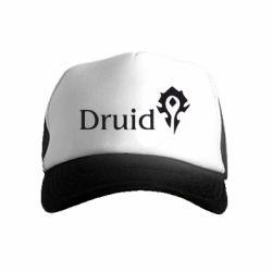 Детская кепка-тракер Druid Orc