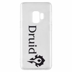 Чехол для Samsung S9 Druid Orc