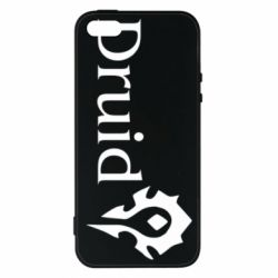 Чохол для iphone 5/5S/SE Druid Orc