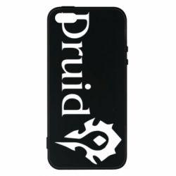 Чехол для iPhone5/5S/SE Druid Orc