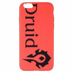 Чехол для iPhone 6 Plus/6S Plus Druid Orc