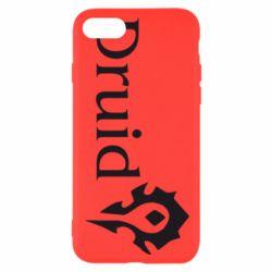 Чехол для iPhone 8 Druid Orc