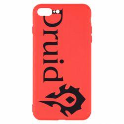 Чехол для iPhone 8 Plus Druid Orc