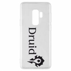 Чехол для Samsung S9+ Druid Orc