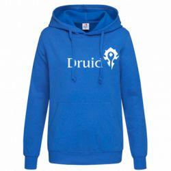 Женская толстовка Druid Orc - FatLine