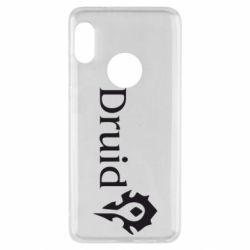 Чохол для Xiaomi Redmi Note 5 Druid Orc