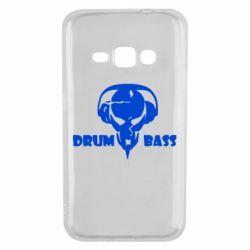 Чохол для Samsung J1 2016 Drumm Bass