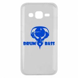 Чохол для Samsung J2 2015 Drumm Bass