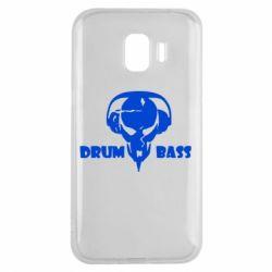 Чохол для Samsung J2 2018 Drumm Bass