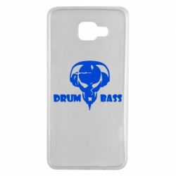 Чохол для Samsung A7 2016 Drumm Bass