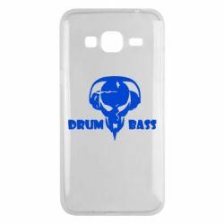 Чохол для Samsung J3 2016 Drumm Bass