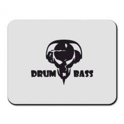 Коврик для мыши Drumm Bass - FatLine