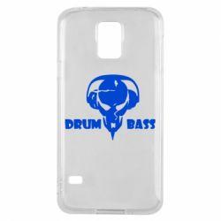 Чохол для Samsung S5 Drumm Bass
