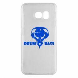 Чохол для Samsung S6 EDGE Drumm Bass