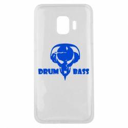 Чохол для Samsung J2 Core Drumm Bass