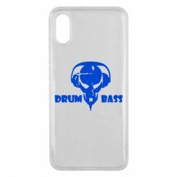 Чехол для Xiaomi Mi8 Pro Drumm Bass