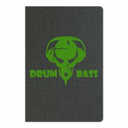Блокнот А5 Drumm Bass