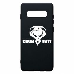 Чохол для Samsung S10+ Drumm Bass