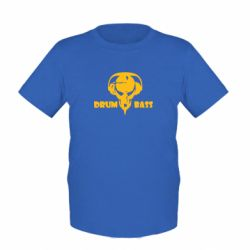 Детская футболка Drumm Bass - FatLine