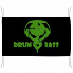 Прапор Drumm Bass